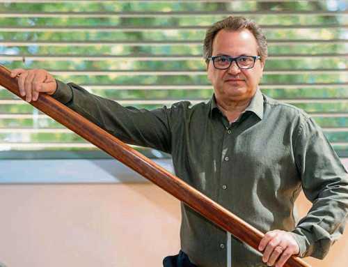 Marc Trepat, arquitecte especialitzat en hàbitats per a la tercera edat.