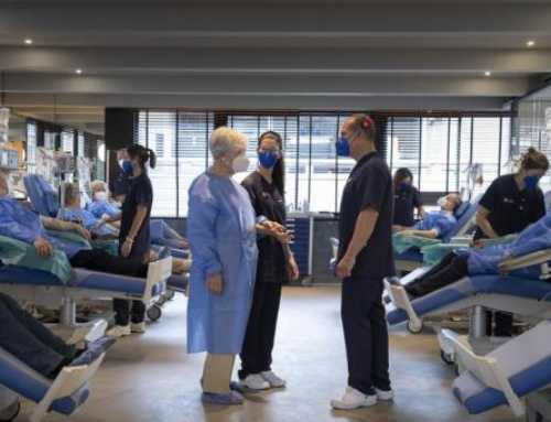 Obre a Barcelona un centre pioner per a tractar l'alzheimer amb recanvi de plasma