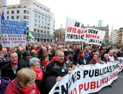 El  gasto en pensiones crece un 7% en marzo hasta los 9.576,4 millones, un nuevo récord