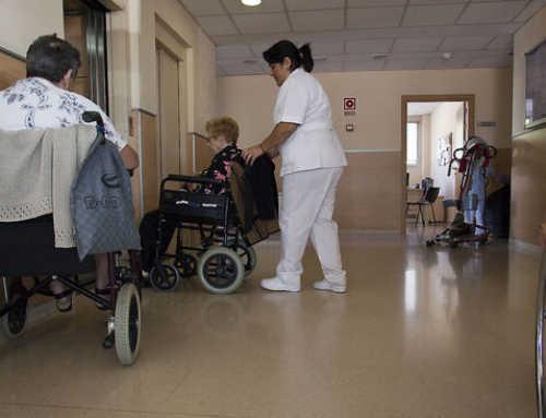Un 60% de las residencias suspenden la actuación de la administración durante la pandemia