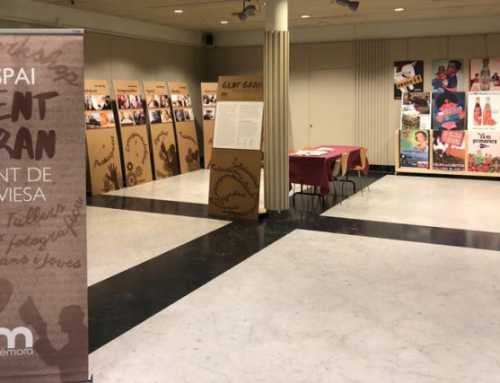 """Mémora inaugura l'exposició  """"Gent gran. Font de saviesa"""" al Centre de Lectura de Reus"""