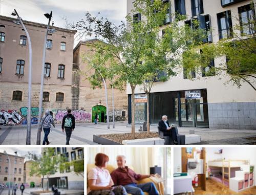 Barcelona intensifica la col·laboració amb el tercer sector per promoure l'habitatge assequible