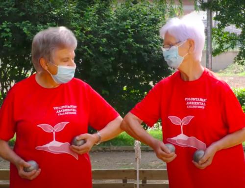 Els Serveis Socials d'Osona promouen un audiovisual per reactivar la participació de la gent gran als municipis
