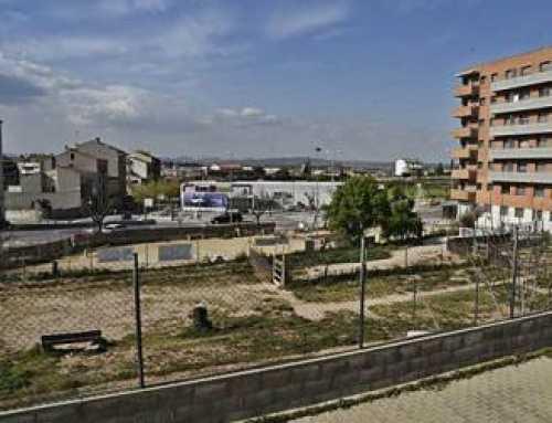 Ayuntamiento y Generalitat conversan para construir una residencia de abuelos de 90 plazas