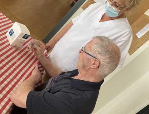 Ponen en marcha un nuevo modelo de control de medicación a domicilios para gente mayor