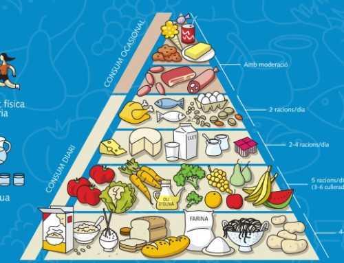 Consells d'Alimentació per a les persones grans