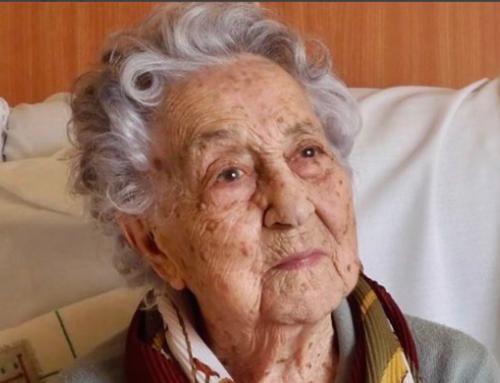 María Branyas, la persona més anciana d'Espanya amb 113 anys, supera el coronavirus