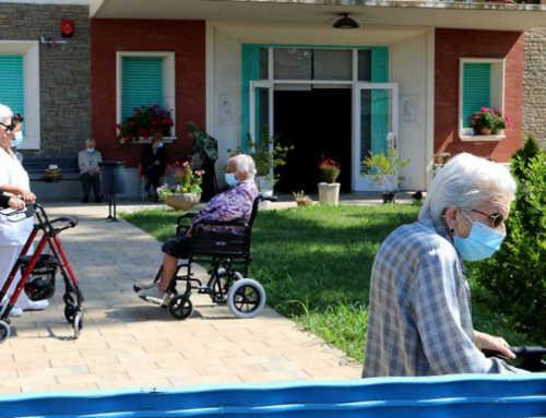 """Amnistia exigeix no repetir """"errors"""" a les residències en la tercera onada i impulsar una llei per blindar drets"""