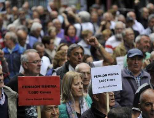 'Minipaga' de 89 € de mitjana als pensionistes