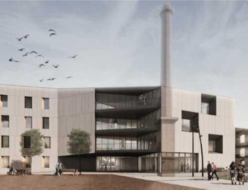 El ple de Sallent aprova el projecte per construir la nova residència per a la gent gran a la Fàbrica Vella