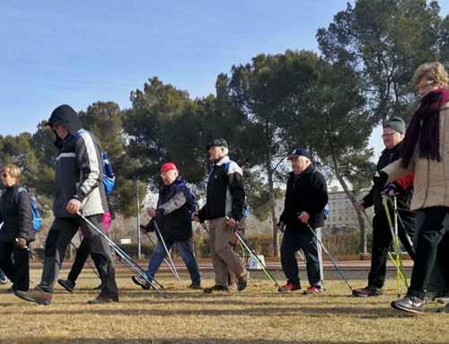 L'Ajuntament de Manresa ofereix 625 places d'activitat física per a gent gran