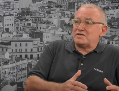"""Josep Maria Via Redondos: """"¿Por qué no nos tomamos seriamente la atención domiciliaria de la gente mayor?"""" / Entrevista al médico y asesor de la Fundación Edad&Vida"""