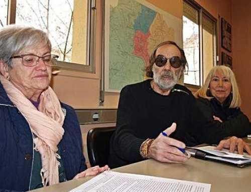 La plataforma de la gent gran reclama la reobertura de la residència Catalunya