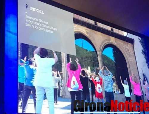 La Jornada Sènior de l'Ajuntament de Ripoll rep el reconeixement com a bona pràctica en govern local