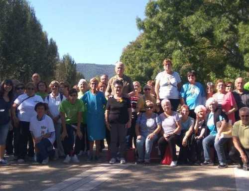 """""""Olimpiadas"""" de la gente mayor del Pla de l'Estany"""