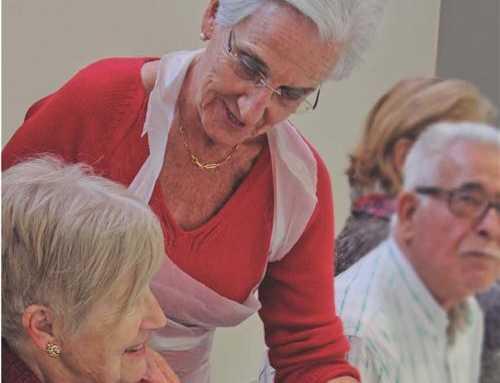 Badalona crea una red de entidades contra el aislamiento de gente mayor
