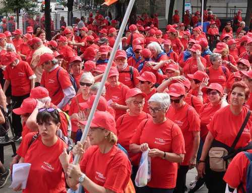 Participa a la Caminada Popular del Dia 14 de juny!
