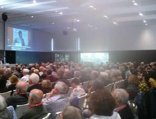 """8è Congrés Nacional Gent Gran 2019 – """"Tenim Veu, Decidim"""""""
