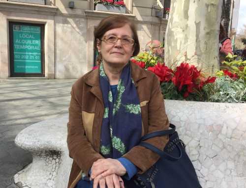 """Teresa Muñoz: """"Morir dignament és fer-ho sense patiment i respectant els propis valors i decisions"""""""