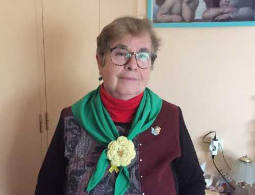 """Entrevista a Antònia Hernàndez: """"Hi ha dones que amb una pensió de viudetat de 700 euros al mes mantenen fills i néts"""""""