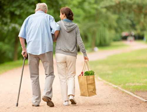 Cómo convencer a las personas mayores de que ya no pueden vivir solas