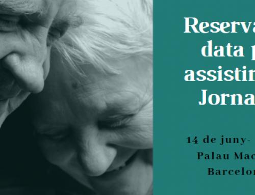 La primera jornada de les entitats adherides al Manifest per aturar el maltractament a les persones grans se celebrarà al Palau Macaya el 14 de juny