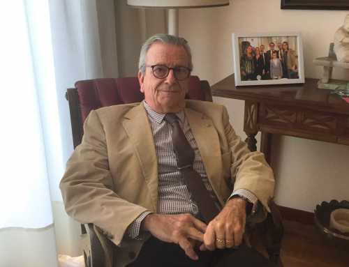 """Entervista a Jaume Nogué: """"Amb el circuit de fórmula 1 a Montmeló, hi vam posar passió, diners, molta feina i tota la il•lusió del món!"""""""
