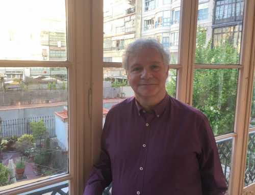 """Josep París: """"Vivim d'esquenes a l'envelliment"""""""