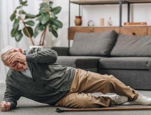 Prevenir les caigudes en personas grans