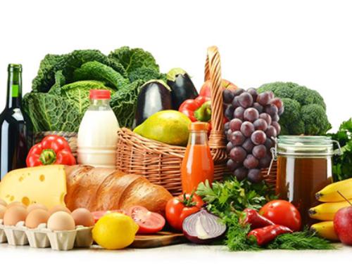 Decàleg per a una alimentació i nutrició saludables en les persones grans