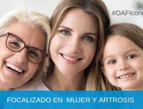 OAFI – III Congrés Internacional de Pacients amb Artrosis 2019
