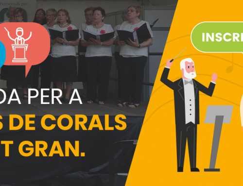 JORNADA PER A DIRECTORS DE CORALS DE GENT GRAN
