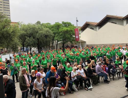 Más de 30.000 personas han visitado FiraGran 2019, el 21 Salón de las Personas Mayores de Cataluña
