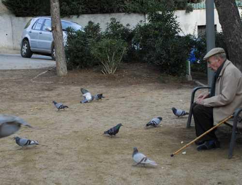 Comidas en compañía para combatir la soledad de la gente mayor en Tarragona