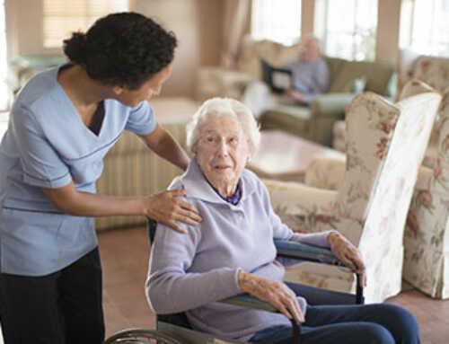 Dependentia, atenció domiciliària de qualitat per a les persones grans