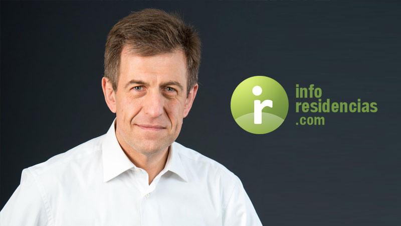 Entrevita a Josep de Martí, Promotor i director del portal Inforesidencias.