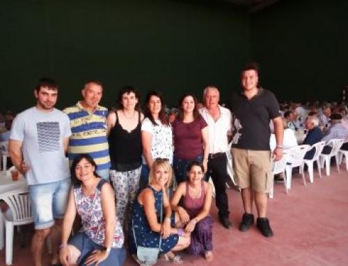 Fuentes Calientes acull la trobada comarcal de la tercera edat