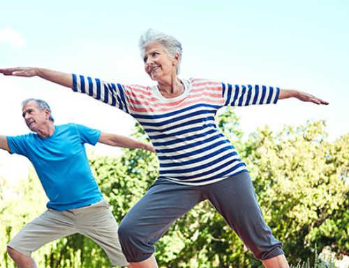 4 exercicis importants per a persones de la tercera edat