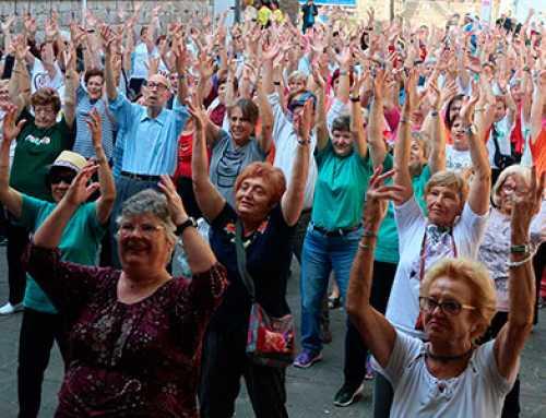 Todo listo para que FiraGran 2019, el Salón de las Personas Mayores de Cataluña, abre hoy sus puertas