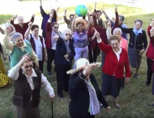 Les germanes Oblates reivindiquen el 8-M amb un entendridor vídeo que empodera a les dones