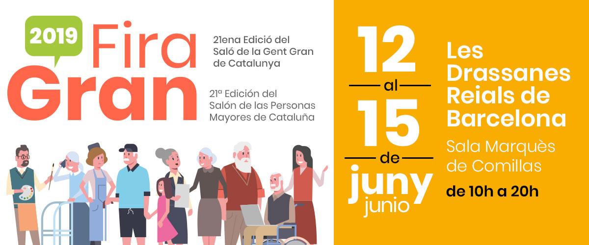 21ena Edició del Saló de la Gent Gran de Catalunya