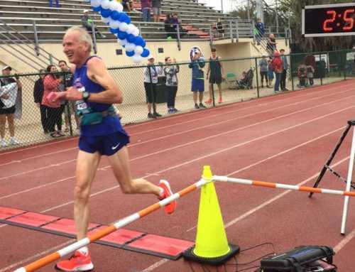 Com córrer una marató en menys de tres hores als 70 anys