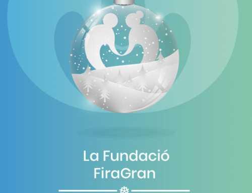 ¡Desde la Fundación FiraGran os deseamos Felices Fiestas!