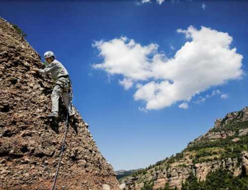 Jordi Pons, El muntanyenc de 86 anys, reivindica l'alpinisme heroic, el deIrvineiMallory,