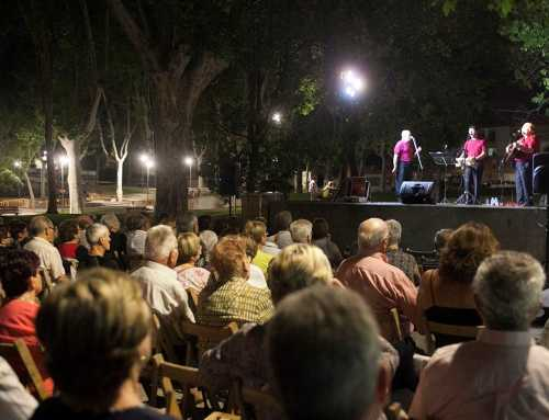 Parets del Vallès celebra la 30ª edición de las tradicionales jornadas para la gente mayor 'Nuestros abuelos'