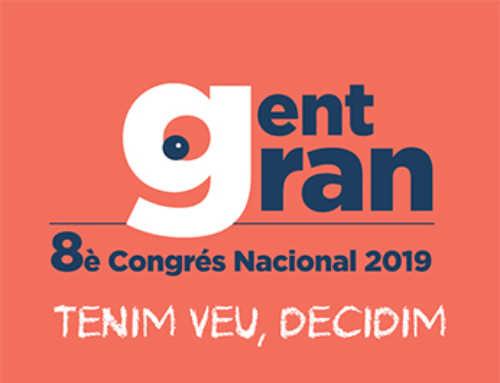 Tenim Veu, Decidim – 8è Congrés Nacional Gent Gran 2019