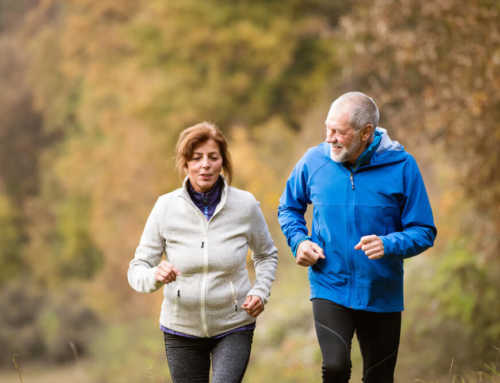 Cómo mantener una buena salud al envejecer
