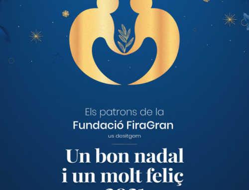 La Fundació FiraGran et desitja un Bon Nadal!