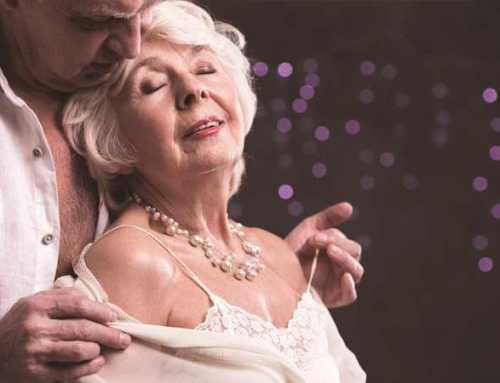 La jugueteria erótica y la paciencia, armas infalibles de la sexualidad para la gente mayor
