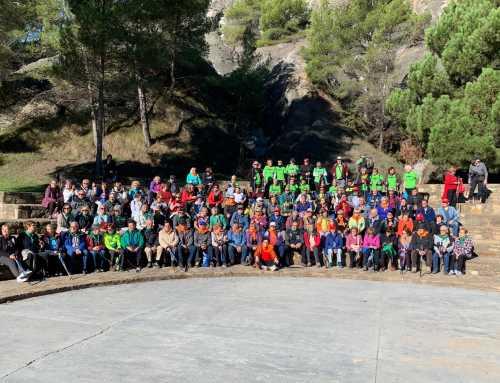 """35 persones de Sant Celoni i la Batllòria inauguren les passejades """"A cent cap els 100"""". Gent gran activa!"""